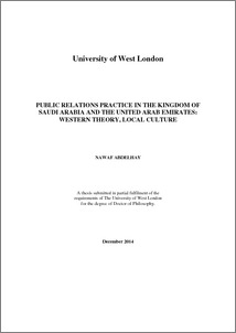 PhD thesis  The predominance of women in public relations   Public     SlideShare